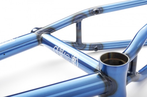 Wethepeople 2015 CLASH Frame Trans. IceBlue