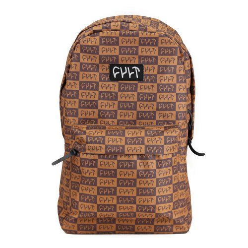 Batoh Cult CHECKER Brown