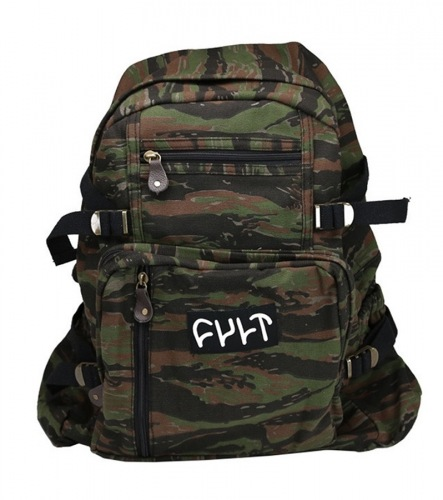 Batoh Cult SUPPLY Tiger Camo