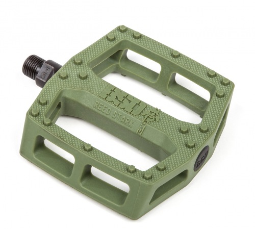 Pedály BSD SAFARI Surplus Green