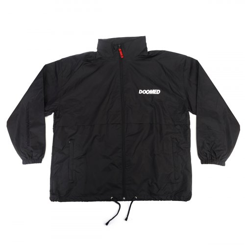 Bunda Doomed AIR Windbreaker Black