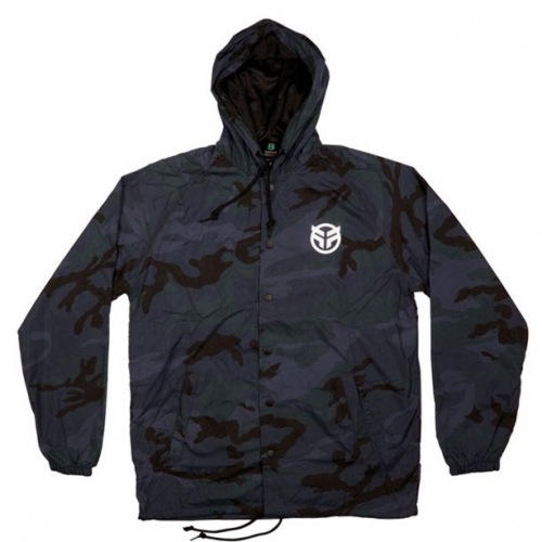 Bunda Federal LOGO Navy Blue Camo