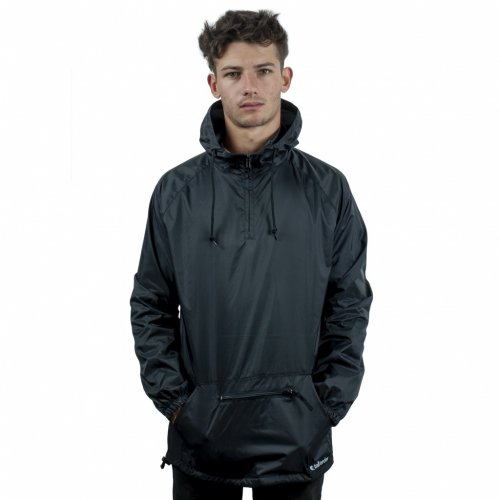 Bunda Tall Order PATCH LOGO ANORAK Black