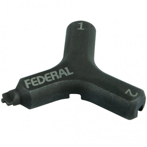 Centrklíč Federal STANCE Black