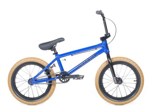 "Cult 2018 JUVENILE 16"" Blue"