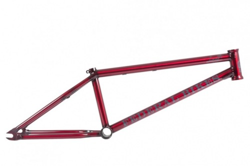 Federal 2013 LACEY Frame Clear Red