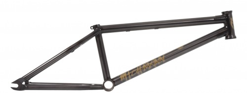 Federal BRUNO Frame Clear Black