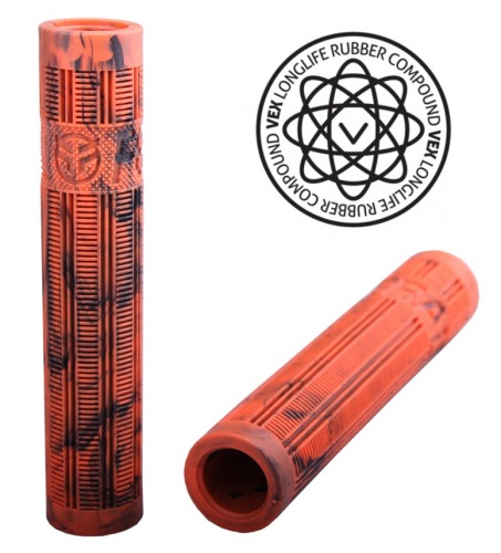 Federal CONTACT VEX Grips Flangeless Orange/Black