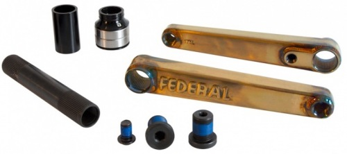 Federal VICE Cranks Clear Gold