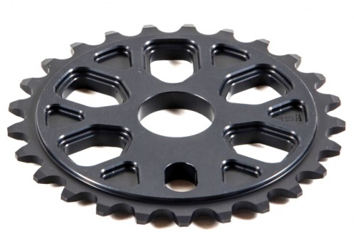 Fiend FND Sprocket Black