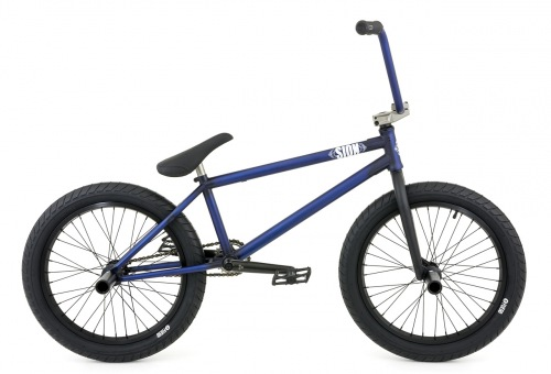 Flybikes 2018 SION LHD Flat Trans Dark Blue