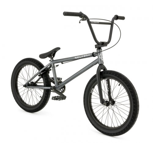 Flybikes 2019 NEUTRON LHD Flat Metallic Grey