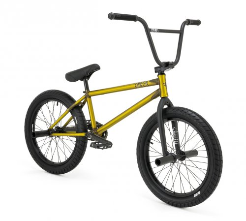 Flybikes 2019 OMEGA CST LHD Flat Trans Gold