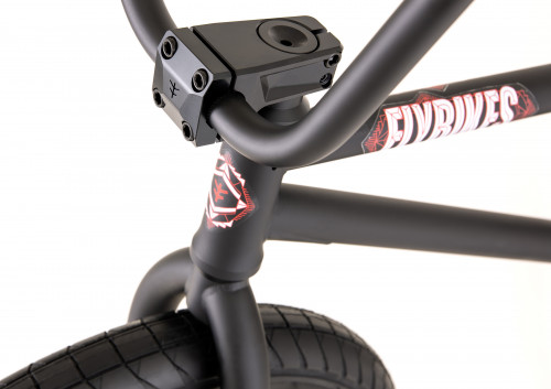 Flybikes 2021 SION Flat Black