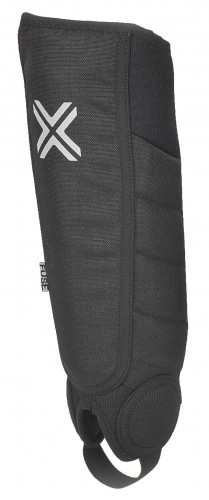Fuse ALPHA Shin/Whip/Ankle Pad Black