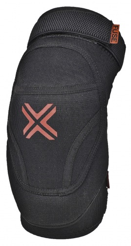 Fuse DELTA Knee Pad Black