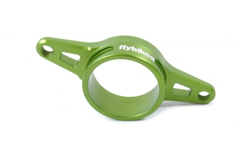 Gyro Plate Flybikes CNC ALU Apple Green