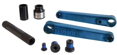 Kliky Federal VICE Clear Blue