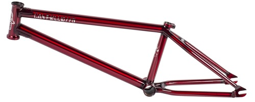 Mutiny 2015 OBSCURA Frame Trans. Red