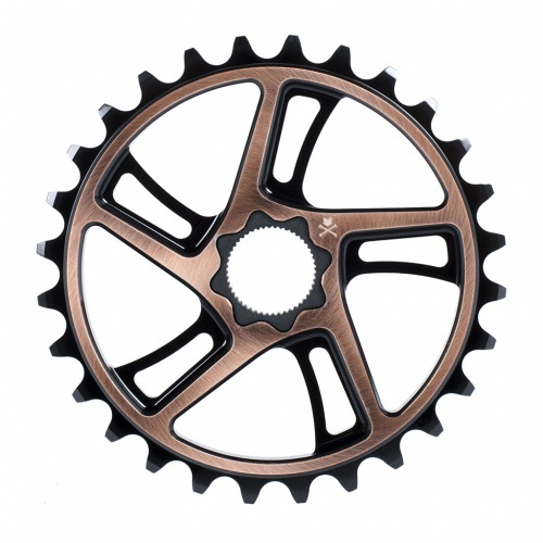 Mutiny PENTRA Spline Drive 19mm Sprocket Oil Rub