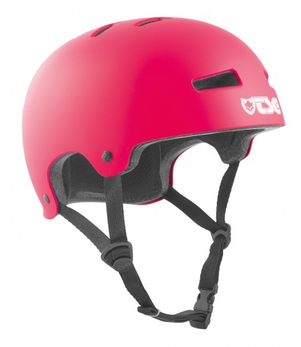 Přilba TSG EVOLUTION Solid Color Satin Pink