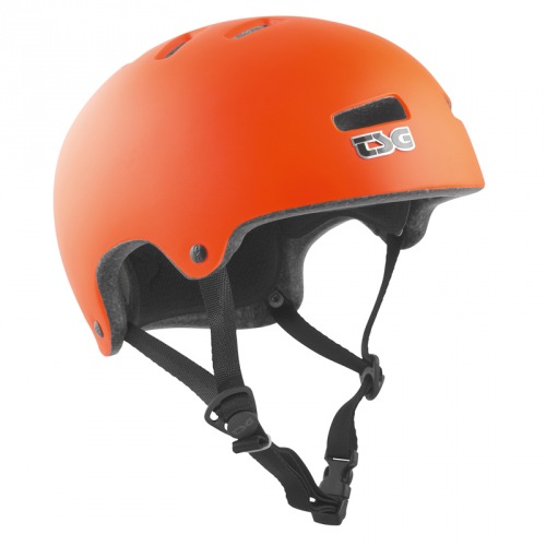 Přilba TSG SUPERLIGHT Solid Color Satin Orange