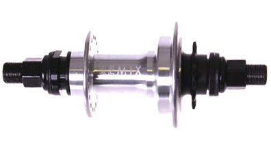 Primo RE-MIX Regular Rear Hub Polished