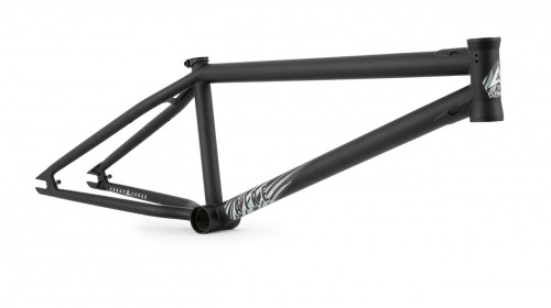 Rám Flybikes AIRE Flat Black