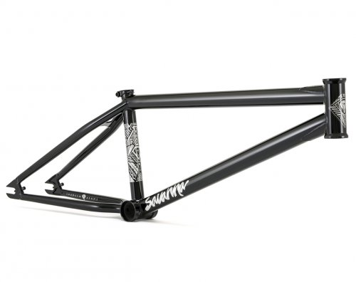 Rám Flybikes SAVANNA 2 Gloss Black