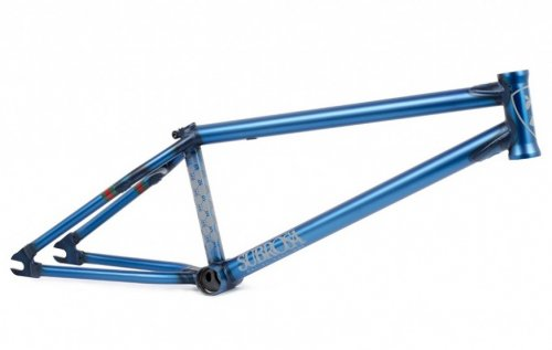 Rám Subrosa MR1 Satin Translucent Blue