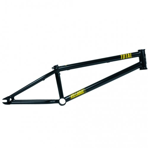 Rám Total BMX KILLABEE K4 ED Black