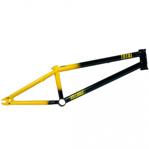 Rám Total BMX KILLABEE K4 Yellow/Black