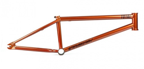 Rám Total BMX TWS Metallic Copper