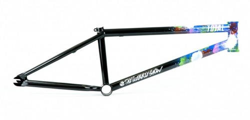 Rám Total BMX TWS Ruckerz Delight