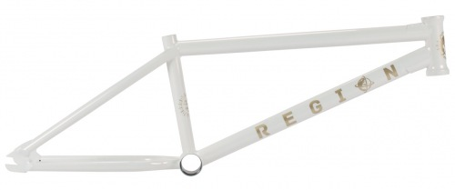 Rám United REGION Gloss Pearl White