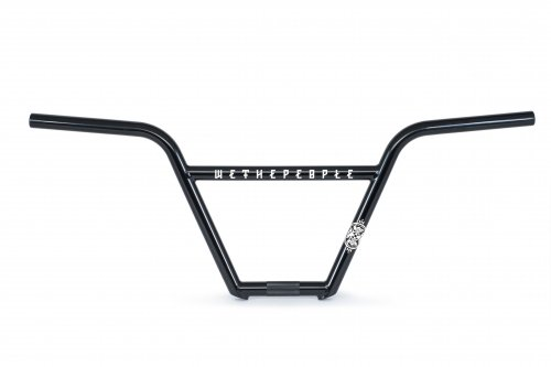 Řídítka Wethepeople PATHFINDER 4PC Glossy Ed Black