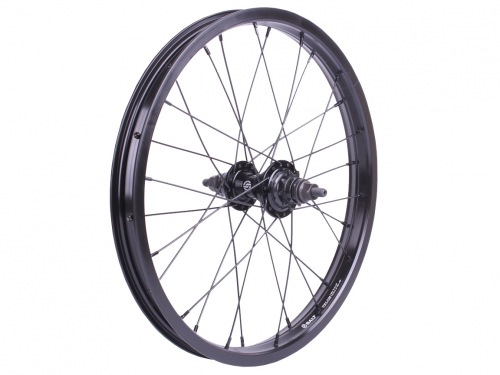 "Salt AM 18"" Rear Wheel Black/Black"