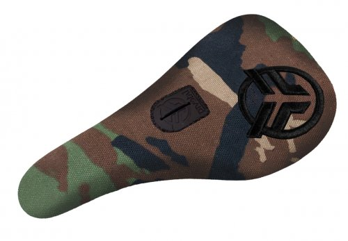 Sedlo Federal Pivotal Slim Camo/Black