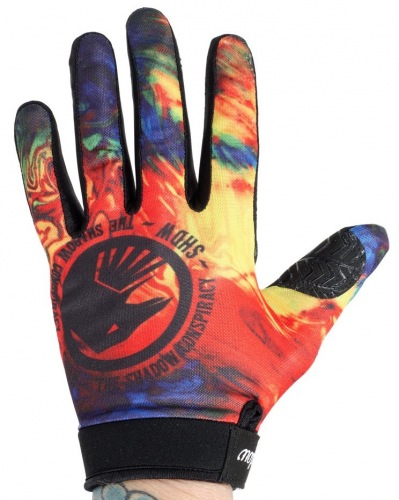 Shadow Conspire Gloves Tie Dye
