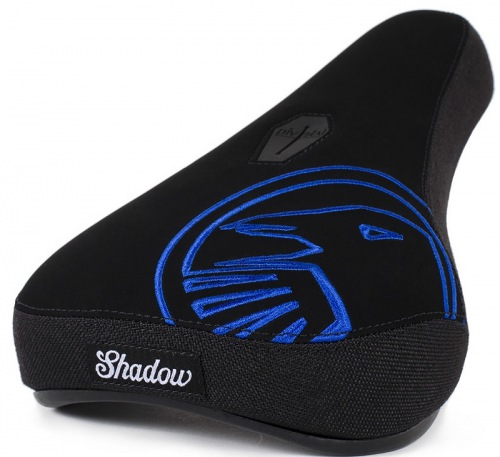 Sedlo Shadow CROW Pivotal MID Black/Blue