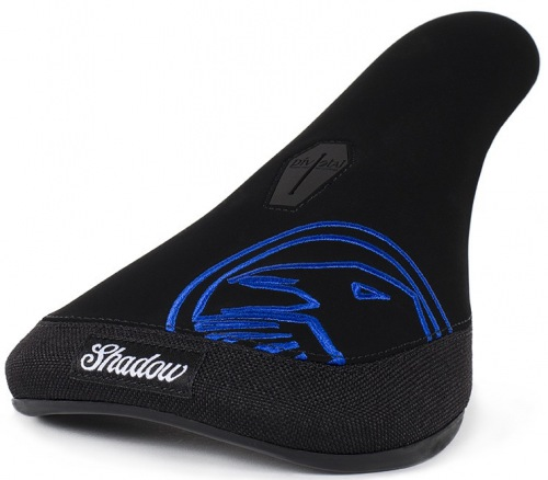 Sedlo Shadow CROW Pivotal Slim Black/Blue
