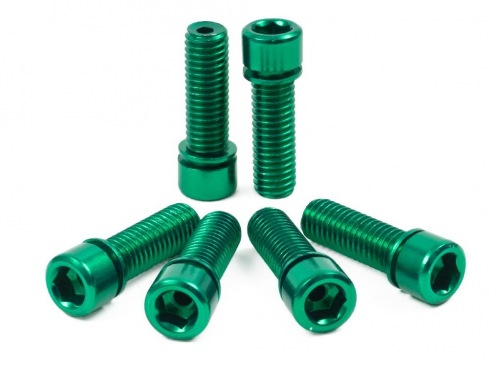 Shadow Hollow Stem Bolts Green