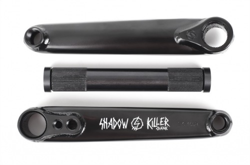 Kliky Shadow KILLER Black