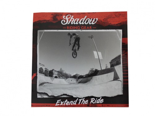 Shadow Riding gear Booklet 2016