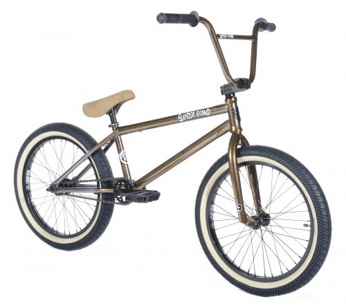 Subrosa 2015 ARUM Gloss Gold/Black Splatter