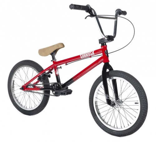 "Subrosa 2015 SALVADOR 18"" Gloss Red/Black"