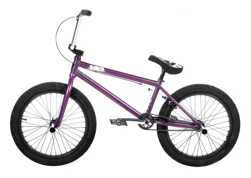 Subrosa 2017 SALVADOR SIMONE BARRACO Satin Purple