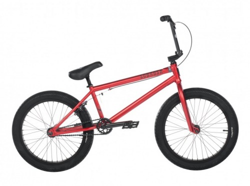 Subrosa 2018 SALVADOR XL Satin Red Luster