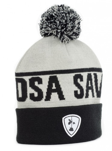 Subrosa SAVES Beanie Grey/Black