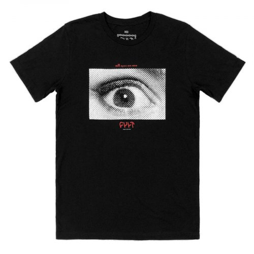 Triko Cult ALL EYES Black